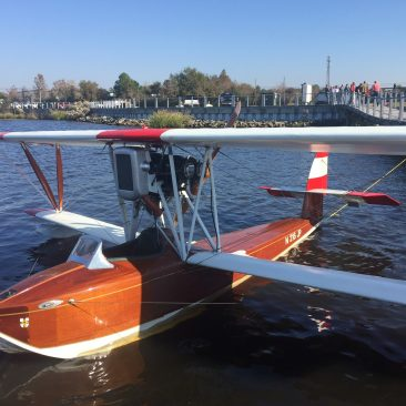 Bridgeton Seaplane Day