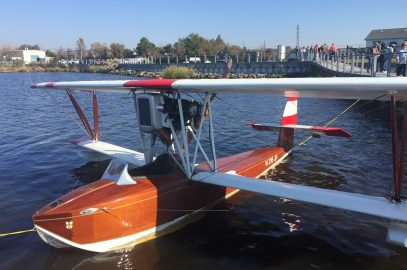 Seaplane Fly-In at Bridgeton